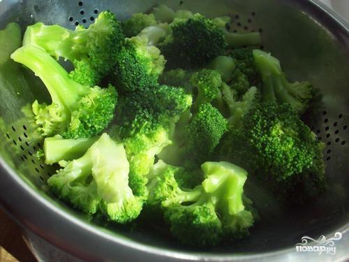 Картошка с брокколи - фото шаг 2