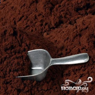 Шоколадная клубничка - фото шаг 2