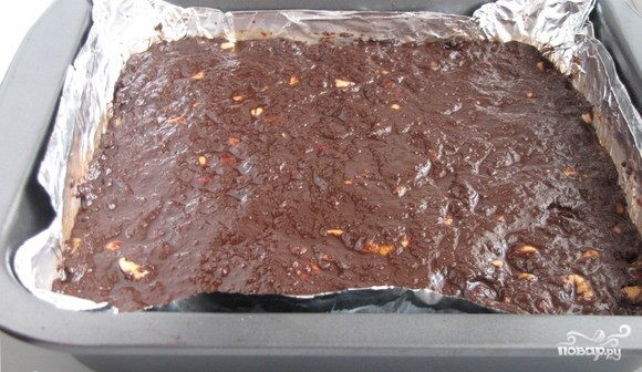 Шоколадная помадка - фото шаг 5