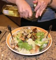 Салат из цветной капусты - фото шаг 6