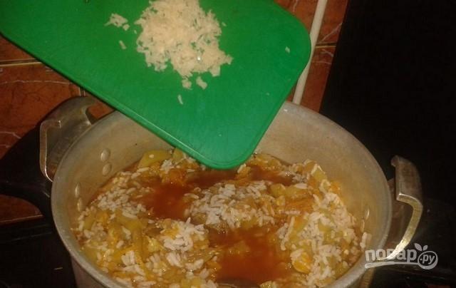 Рис в мультиварке панасоник пошаговый рецепт 45