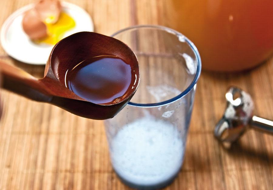 Вино из яблок без дрожжей - фото шаг 6