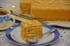 Торт Вафельный