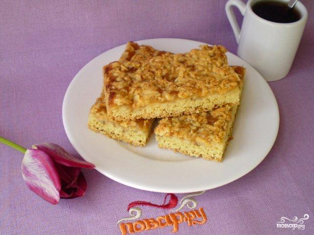 Печенье венское с вареньем