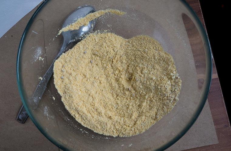 как приготовить вафли на яичном порошке