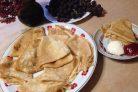 Простой рецепт блинчиков на кефире
