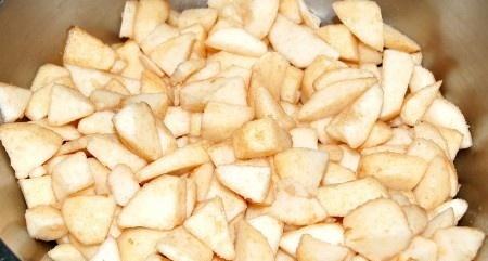 Варенье из брусники с грушами - фото шаг 2