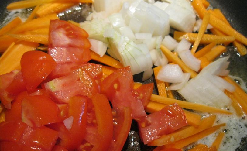 Суп из домашнего петуха - фото шаг 3