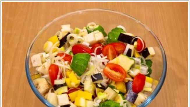 Рецепт Баранина с овощами запеченная