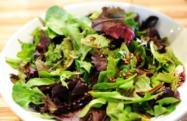 Горячий салат с говядиной - фото шаг 8