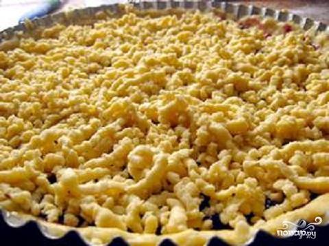 Тертый пирог рецепт пошаговый с фото