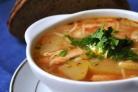 Суп с кабачками и курицей