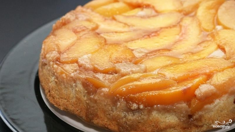 Рецепт Торт фруктовый с желе