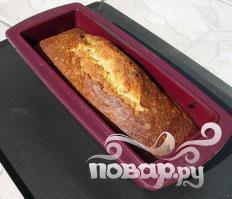 Шоколадный кекс с миндалем - фото шаг 7