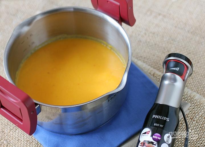 Диетический суп из чечевицы для похудения - фото шаг 3