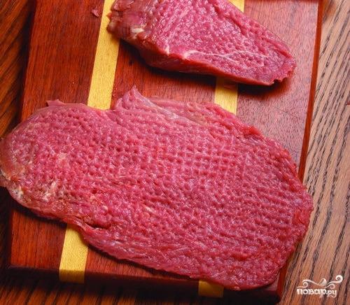 Мясо по-чешски - фото шаг 2