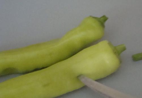 Закатка горького перца - фото шаг 2