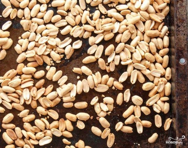 Паста из арахиса - фото шаг 1
