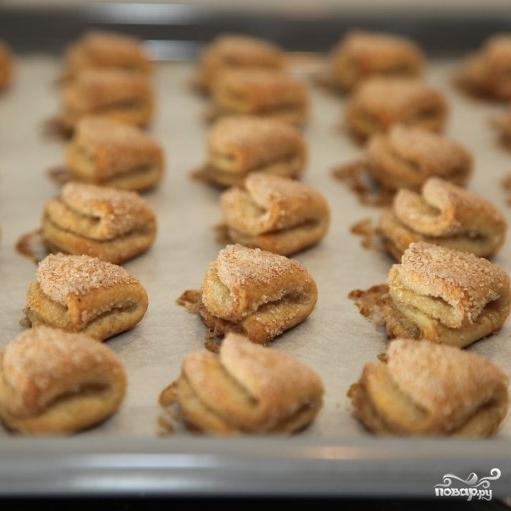Простое быстрое и вкусное печенье