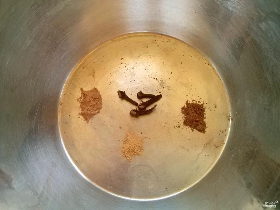 Йога чай - фото шаг 1