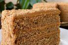 Ореховый торт (старинный рецепт)