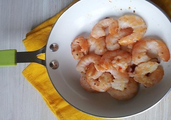 Рецепт Паэлья с кальмарами