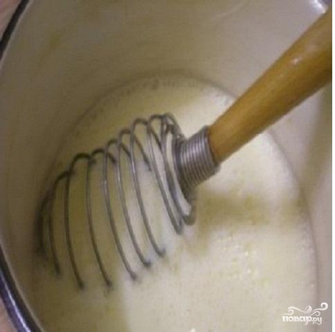 """Крем для торта """"Наполеон"""" заварной - фото шаг 1"""