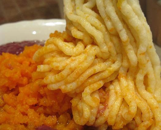 Котлеты печеночные с морковью - фото шаг 2