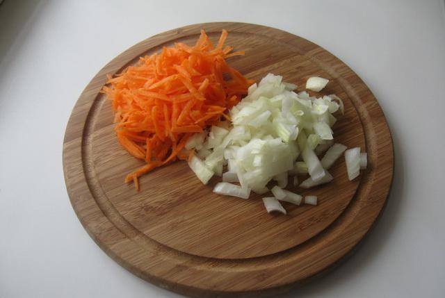 Фаршированный перец в сметанном соусе - фото шаг 4
