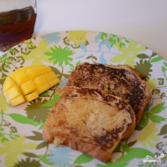 Французские тосты - фото шаг 5