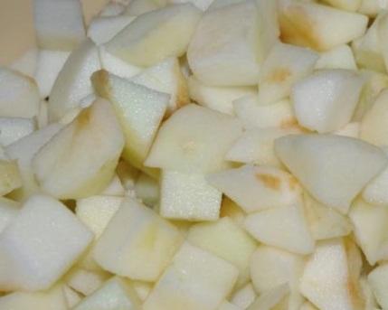 Рецепт Варенье из киви и яблок