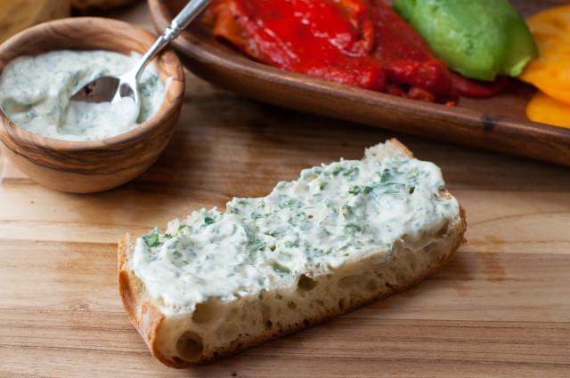 Сэндвичи с болгарским перцем - фото шаг 3