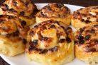 Немецкие булочки Улитки