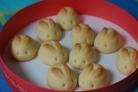 Пасхальные хлебцы Зайки