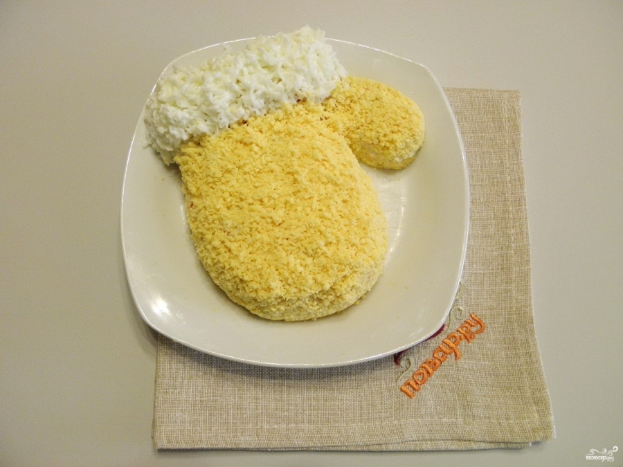 Пошаговые фото рецепты простых и вкусных салатов на Новый ...