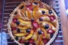 Торт Ягодное лукошко