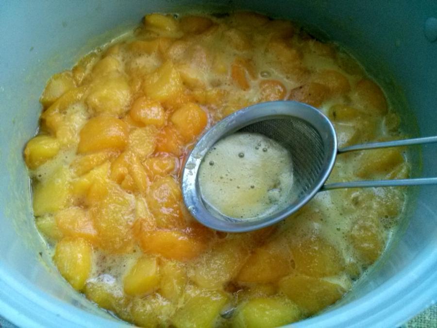 Варенье из персиков густое - фото шаг 3