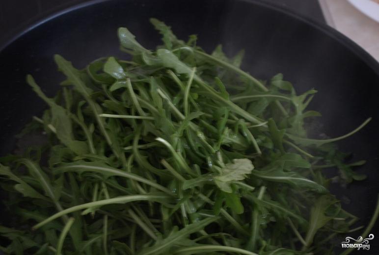 Новогодний салат с креветками - фото шаг 2