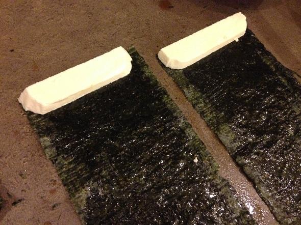 Вегетарианская рыба в кляре - фото шаг 4