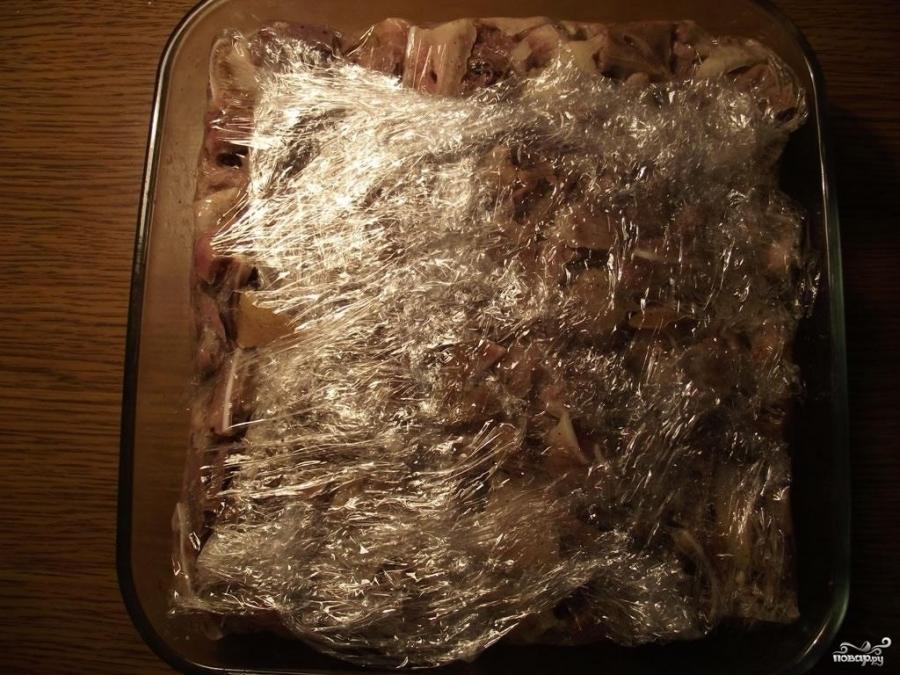 Холодец из свинины и говядины - фото шаг 6