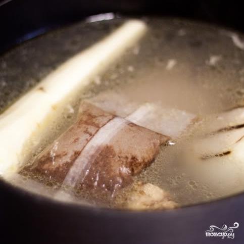 Вьетнамский суп Фо - фото шаг 4