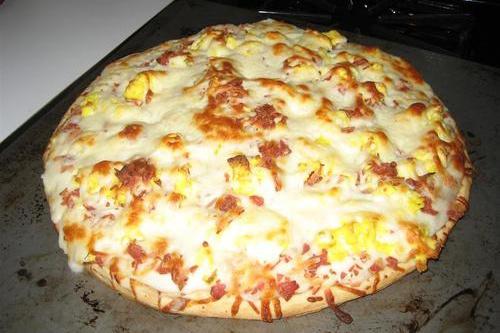 Рецепт Домашняя пицца