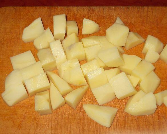 Свекольник рецепт классический с мясом - фото шаг 3