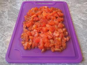 Каннеллони с беконом под томатным соусом - фото шаг 2