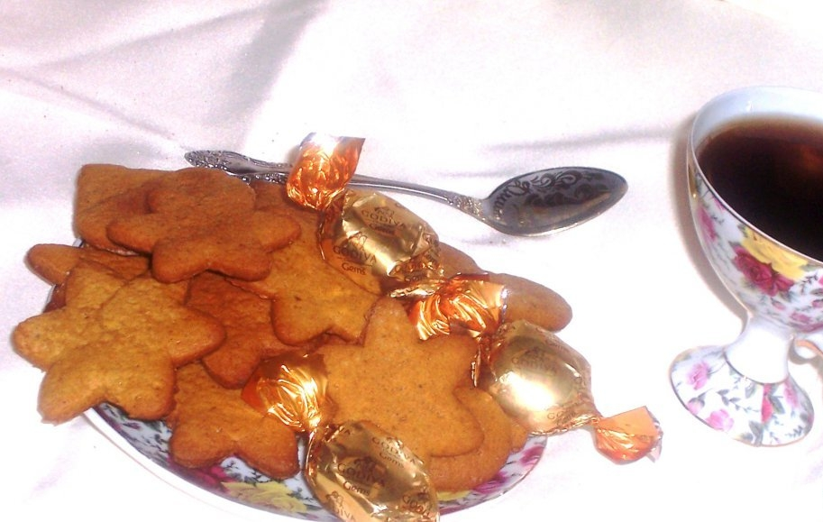 Печенье шведское