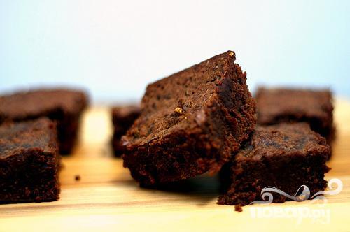 Шоколадные пирожные с корицей и кардамоном - фото шаг 3