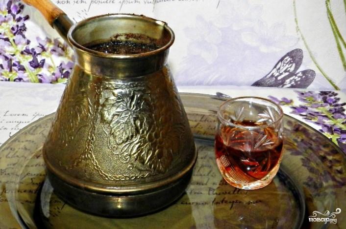 Кофе по-французски - фото шаг 2