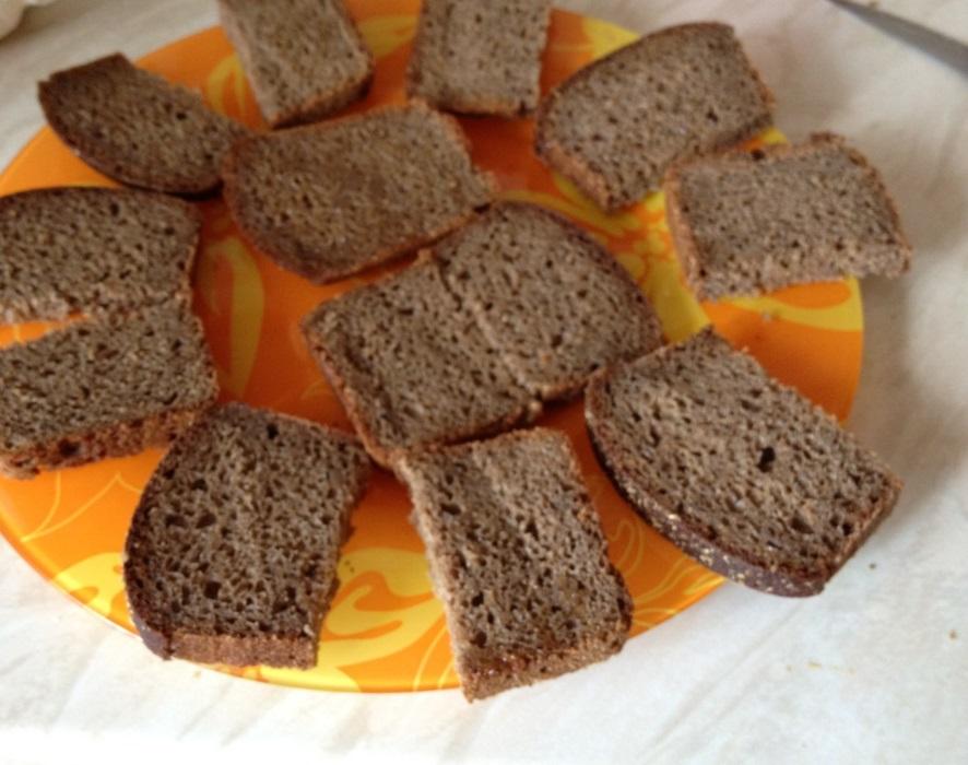 Бутерброды с баклажанами - фото шаг 4