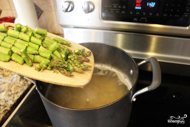 Макаронный салат с овощами - фото шаг 3
