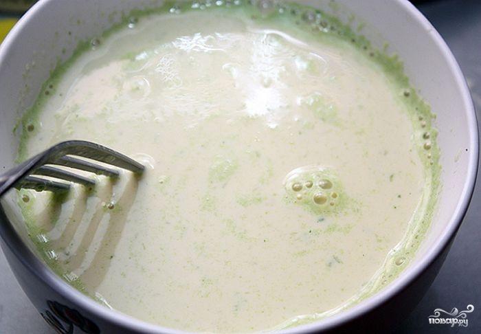 Суп из брокколи и фасоли - фото шаг 7